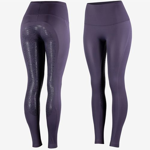 Horze Bianca Women's Silicone Full Seat Riding Tights